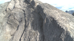 HD2009-9-33-6 aerial mountains Stock Video Footage