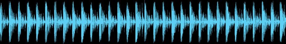 Speeding Up ( News Bed Music Loop ) stock footage