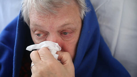 man with flu Live Action