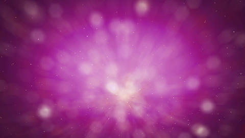 Loop able Twinkle stream pink particles fast speed Animation