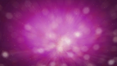Loop able Twinkle stream pink particles fast speed Stock Video Footage