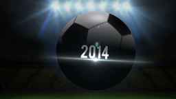 Switzerland world cup 2014 animation with football Animation
