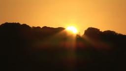 Sunset Timelapse Footage