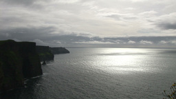 Stock Footage The Cliffs of Moher Footage