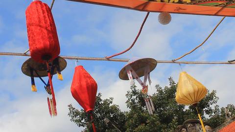 lantern in traditional festival, Asia Filmmaterial