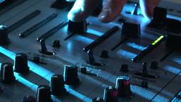 DJ on Decks Footage