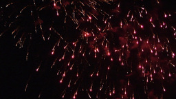 Exploding Fireworks Live Action