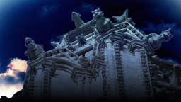 Notre Dame in Paris 1 Footage
