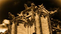 Notre Dame in Paris 2 Footage