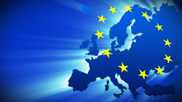 EU BACKGROUND Footage