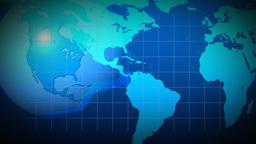 World Sales Graph Animation