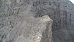 HD2009-9-33-20 aerial mountains Stock Video Footage