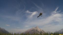 HD2009-9-40-1 AStar hel landing Stock Video Footage