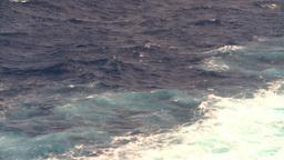 HD2008-8-11-9 ships wake Stock Video Footage