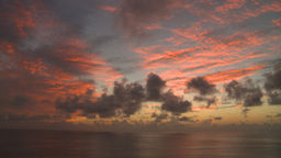 HD2008-8-11-15 ocean sunrise Stock Video Footage