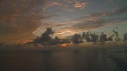 HD2008-8-11-19 ocean sunrise Stock Video Footage