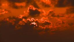 HD2008-8-11-21 ocean sunrise Footage