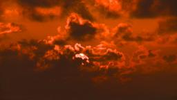 HD2008-8-11-21 ocean sunrise Stock Video Footage