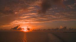 HD2008-8-11-23 ocean sunrise Stock Video Footage
