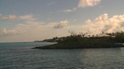 HD2008-8-12-6 cruising on water Stock Video Footage