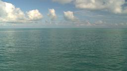 HD2008-8-12-8 cruising on water open ocean Footage