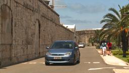 HD2008-8-12-23 Bermuda old fort Stock Video Footage
