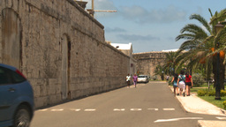 HD2008-8-12-23 Bermuda old fort Footage
