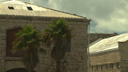 HD2008-8-12-43 Bermuda old town Stock Video Footage