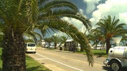 HD2008-8-12-51 Bermuda old town traffic Stock Video Footage
