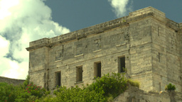HD2008-8-12-61 Bermuda old town fort Z Stock Video Footage