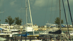 HD2008-8-13-1 marina Stock Video Footage