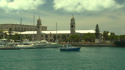 HD2008-8-13-9 Bermuda harbour Footage
