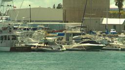 HD2008-8-13-15 marina Stock Video Footage