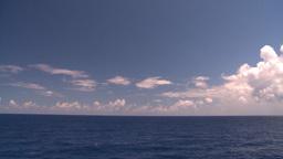 HD2008-8-13-19 TL open ocean gathering stom Stock Video Footage