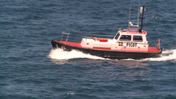 HD2008-8-13-31 pilot boat Footage