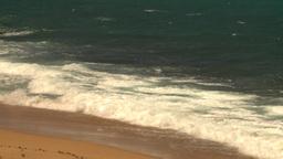 HD2008-8-14-13 San Juan beach Stock Video Footage