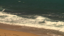 HD2008-8-14-13 San Juan beach Stock Video Footage