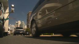 HD2008-8-14-17 San Juan street traffic Stock Video Footage