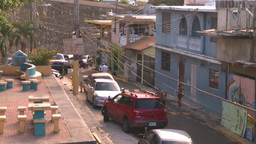 HD2008-8-14-65 San Juan old town ghetto Footage