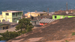 HD2008-8-14-67 San Juan old town ghetto Stock Video Footage