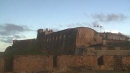 HD2008-8-15-1 San Juan old town fort Footage