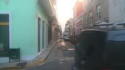 HD2008-8-15-6x San Juan old town Stock Video Footage