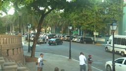 HD2008-8-15-14 San Juan old town Stock Video Footage