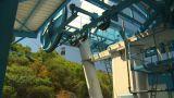 HD2008-8-15-40 StThomas Gondola Gears stock footage