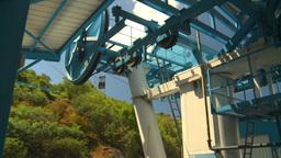 HD2008-8-15-40 StThomas gondola gears Footage