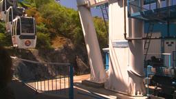 HD2008-8-15-42 StThomas gondola Stock Video Footage