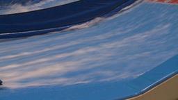HD2008-8-16-22 Turks surf machine Stock Video Footage