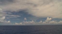 HD2008-8-16-24 ocean horizon Stock Video Footage