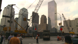 HD2008-8-19-58 WTC construction site Footage