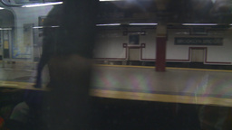 NYC subway Stock Video Footage